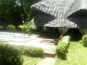 Oceanfront Malindi Cottage, Villas in Malindi
