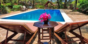 4 bedrooms villa for sale in Malindi all en-suite, Beautiful Swimming pool for a house for sale in Malindi Kenya