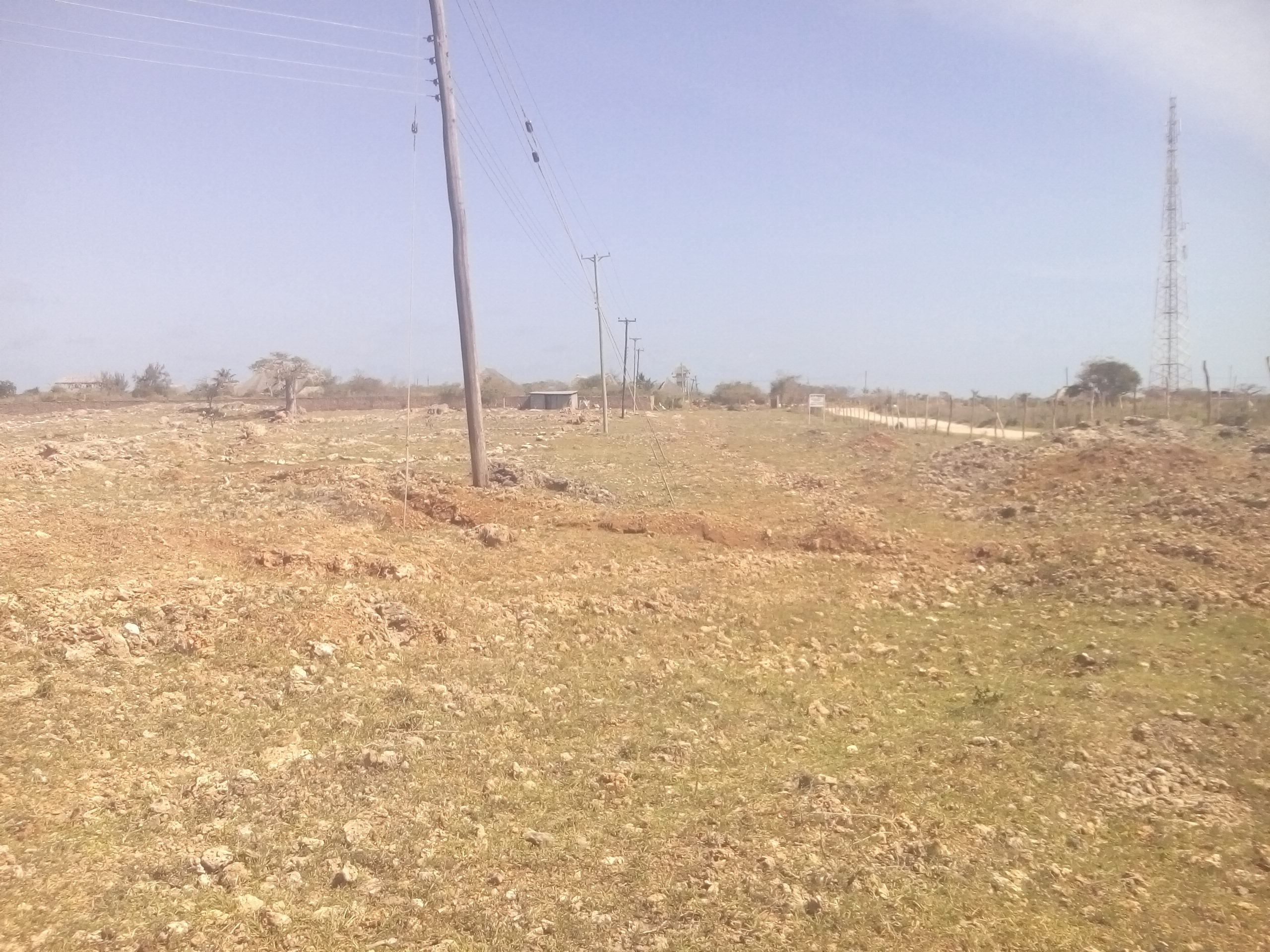 Plots for sale in Malindi near Marafiki Beach Villas